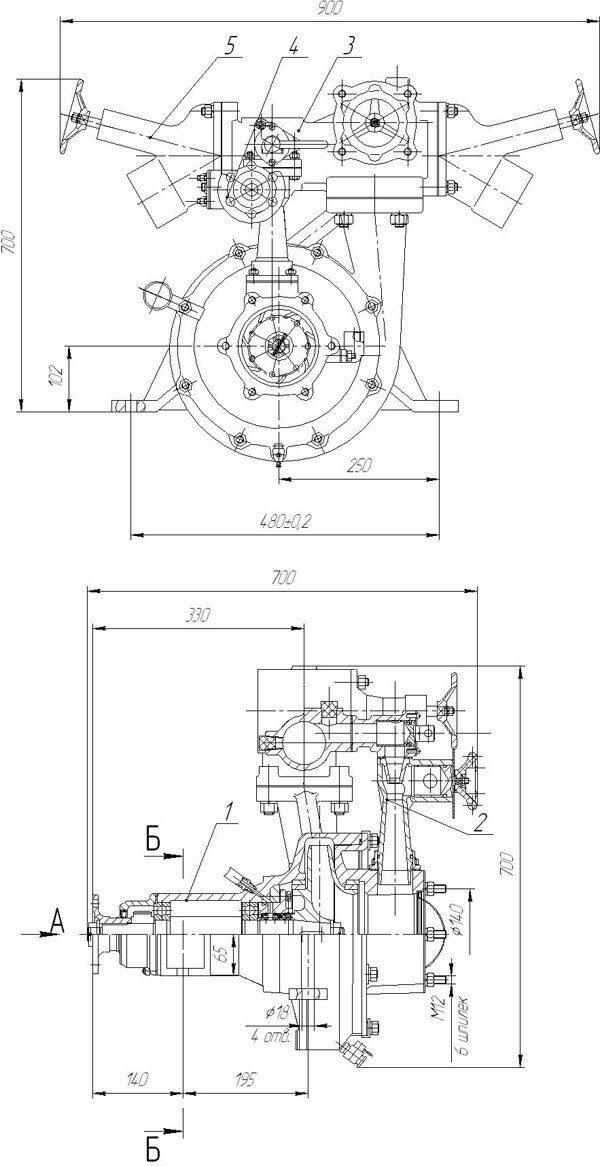 Рабочее колесо насоса ПН-40УВ